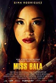 Miss Bala cover art