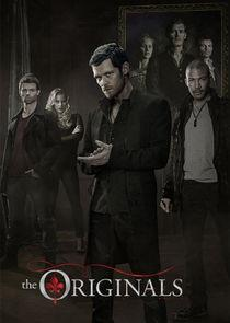 The Originals Season 4 cover art