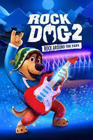Rock Dog 2: Rock Around the Park cover art