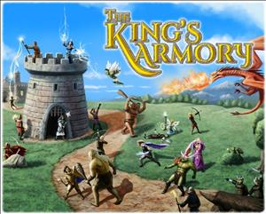 The King's Armory cover art