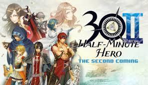 Half Minute Hero: The Second Coming cover art