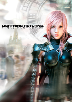 Lightning Returns: Final Fantasy XIII cover art