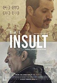 The Insult cover art