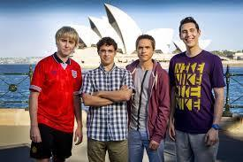 The Inbetweeners 2 cover art