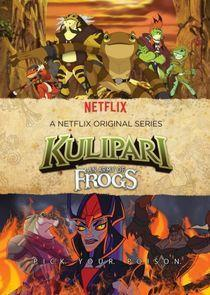 Kulipari: An Army of Frogs Season 1 cover art