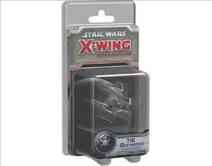 Star Wars: X-Wing Miniatures Game – TIE Defender Expansion Pack cover art
