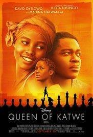 Queen of Katwe cover art