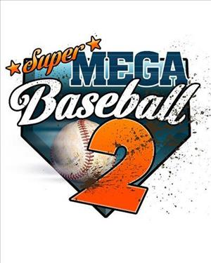 Super Mega Baseball 2 cover art