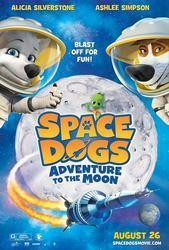 Space Dogs: Adventure to the Moon cover art