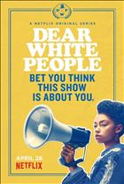 TV Series Season Dear White People Season 1  Netflix cover art