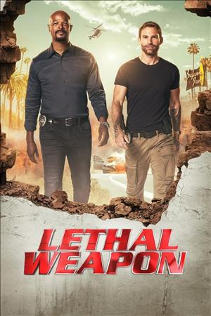 Lethal Weapon Season 3 (Part 2) cover art