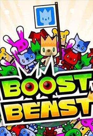 Boost Beast cover art