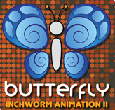 Butterfly: Inchworm Animation II cover art