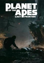 Planet of the Apes: Last Frontier cover art