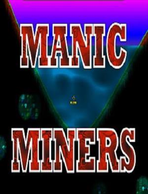 Manic Miners cover art