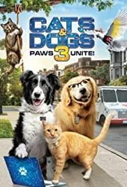 Cats & Dogs 3: Paws Unite cover art