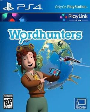 Wordhunters cover art