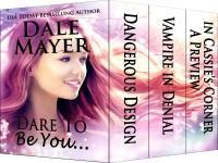 Dare to Be You... cover art