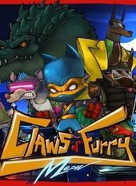 Claws of Furry cover art
