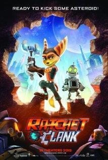 Ratchet and Clank cover art