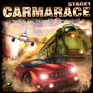 Carmarace cover art