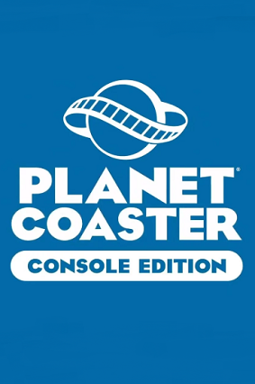 Planet Coaster: Console Edition cover art