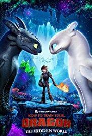 How to Train Your Dragon: The Hidden World cover art