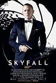 Skyfall cover art