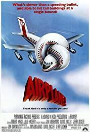 Airplane! cover art