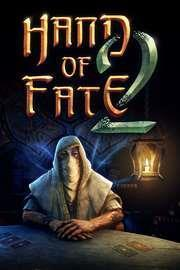 Hand of Fate 2 cover art