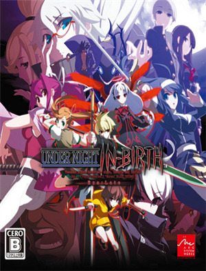 Under Night In-Birth Exe: Late cover art