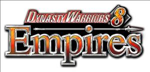 Dynasty Warriors 8: Empires cover art