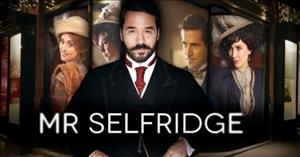 Mr Selfridge Season 3 cover art