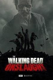 The Walking Dead Onslaught cover art