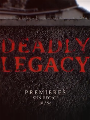 Deadly Legacy cover art