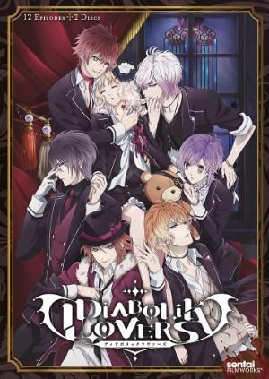 Diabolik Lovers: Complete Collection cover art