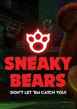 Sneaky Bears cover art