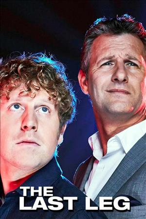 The Last Leg Season 16 cover art