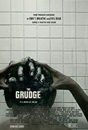 The Grudge cover art