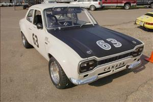 FORD Escort Twin Cam cover art