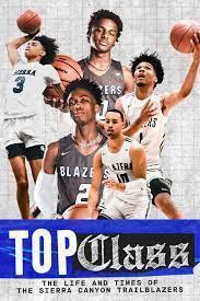 Top Class: The Life and Times of the Sierra Canyon Trailblazers Season 2 cover art
