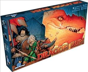 Dragon Run cover art