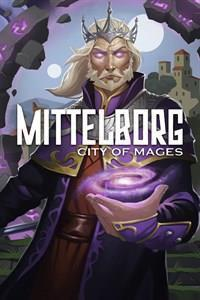 Mittelborg: City of Mages cover art
