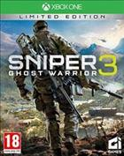 Game Sniper: Ghost Warrior 3  Xbox One cover art