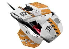 Mad Catz Titanfall R.A.T. 3 Gaming Mouse cover art