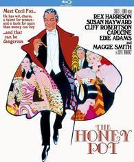 The Honey Pot cover art