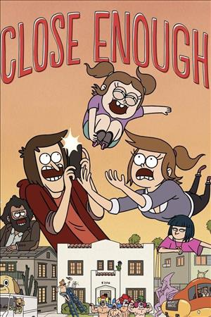 Close Enough Season 2 cover art