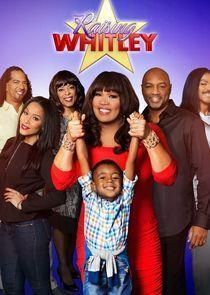 Raising Whitley Season 4 cover art