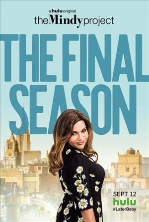 The Mindy Project Season 6 cover art
