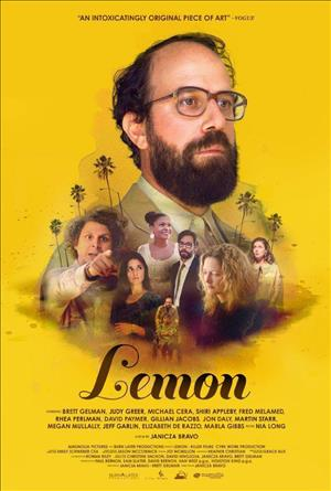 Lemon cover art